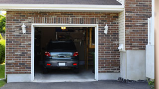 Garage Door Installation at M Streets Dallas, Texas